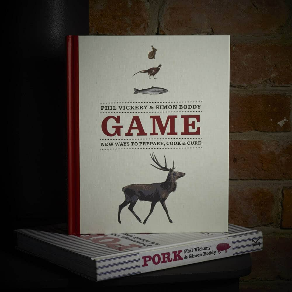 Game - By Phil Vickery and Simon Boddy