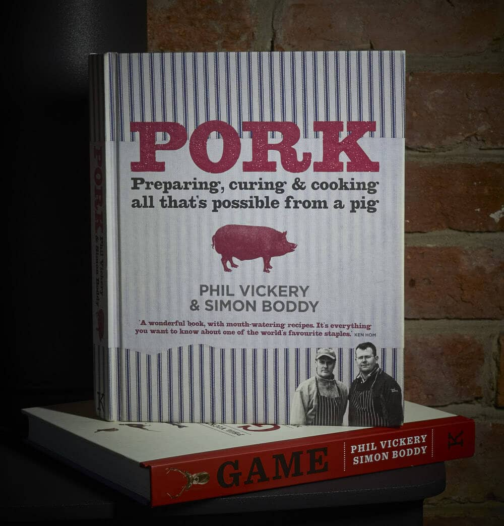 Pork - By Phil Vickery and Simon Boddy